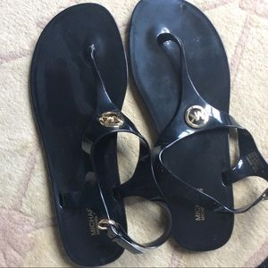 Michael Kors Jelly Sandals New, never worn Size 11